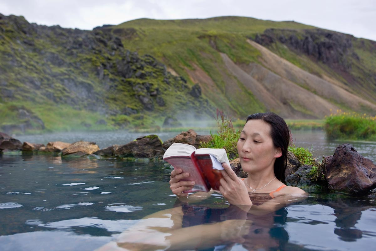 Woman-Soaking-In-Spring-Reading